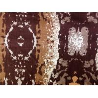 Retro cotton fabric